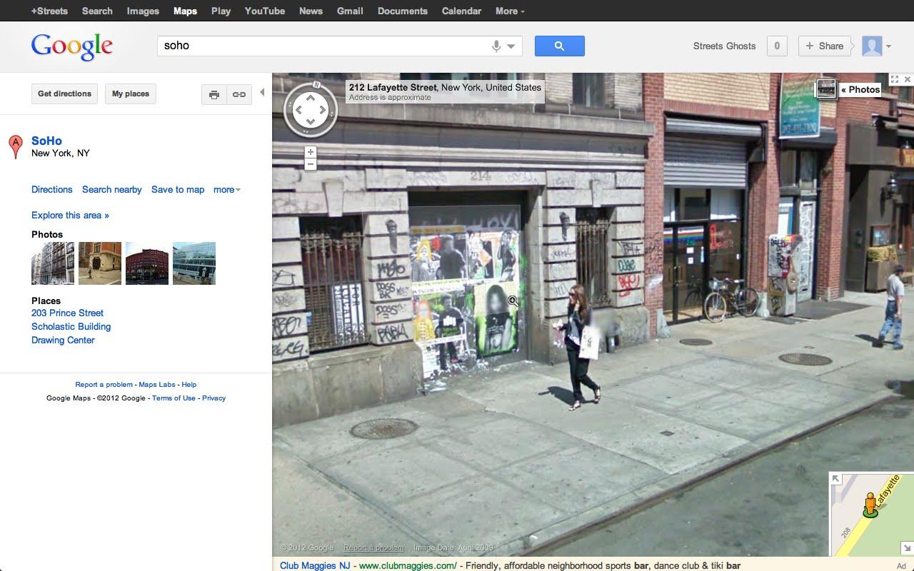 Photo: 17) 216 Lafayette Street, New York