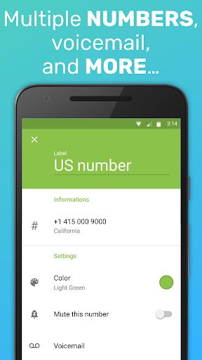 FreeTone Free Calls & Texting screenshot 5