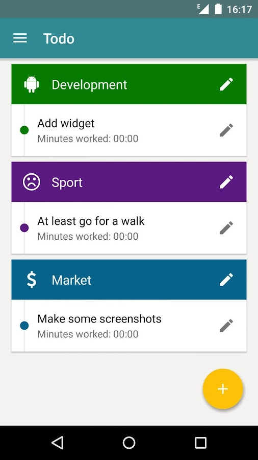 Scheduler: Productivity Timer- screenshot