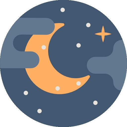 [저녁] 배경 노트 - 자유로운 글 작성, 명언, 배경, 좋은 글귀 (app)