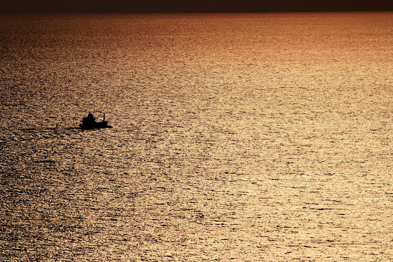 fishing boat di Vanilus
