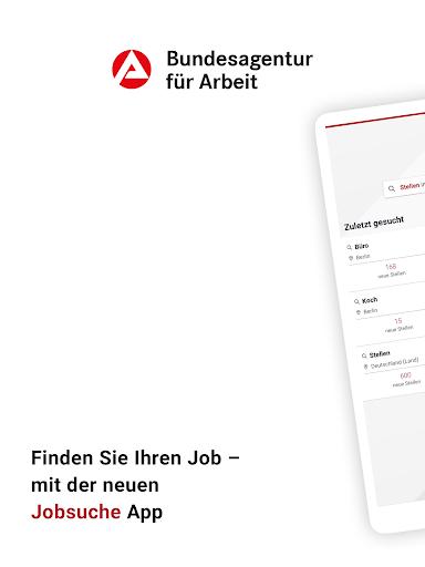 Jobsuche – die neue JOBBÖRSE 2.6.0 screenshots 11