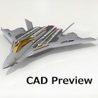 Flight aircraft carrier Type B (1/3000)