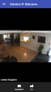 Random IP Webcams: Live World Video Streaming- screenshot thumbnail