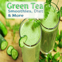 GreenTea Smoothies Diet & More icon