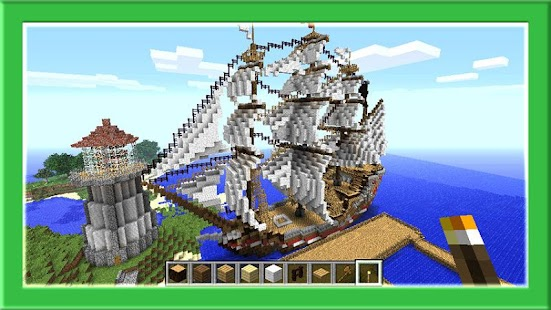 Ship Maps For Minecraft Pe Android Apps On Google Play - Minecraft maps fur android
