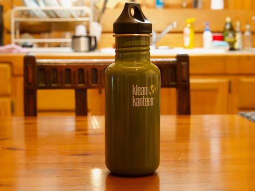 klean kanteen® classic 18oz (532ml) Green Moss