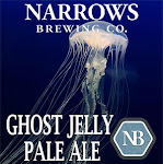 Narrows Ghost Jelly Pale