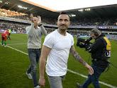 📷 Les supporters d'Anderlecht et de Leicester ont rendu visite à Wasyl