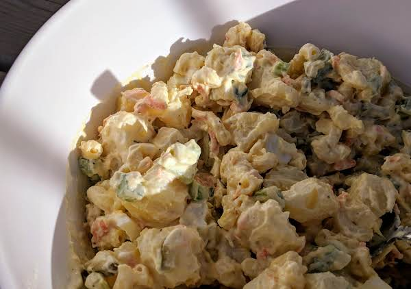 Hawaiian Potato Salad Recipe