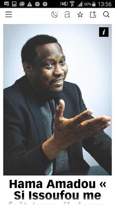 Jeune Afrique Edition Digitale - screenshot