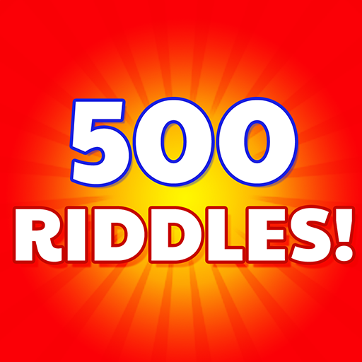 Riddles - Just 500 Tricky Riddles & Brain Teasers