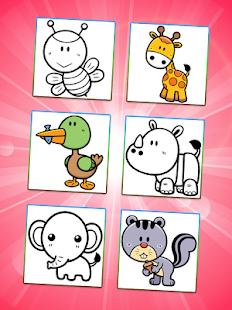 Hayvanlar Boyama 2 109 Hileli Apk Indir Mod Download