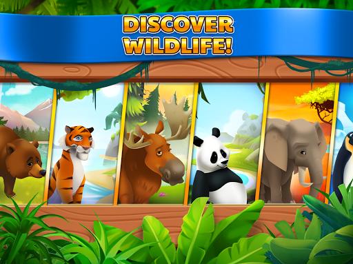 Solitaire TriPeaks: Wildlife Adventures  screenshots 12