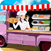 Pizza Maker 🍕Create tasty Pizzas and serve Drinks