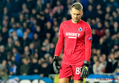 'Club Brugge wil concurrentie voor Mignolet in huis halen en denkt opnieuw aan Roemeense doelman'