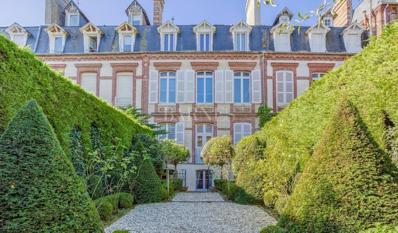 Hôtel particulier avec jardin Deauville