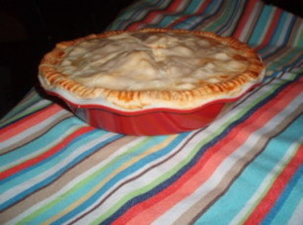 Family Chicken Pot Pie Recipe
