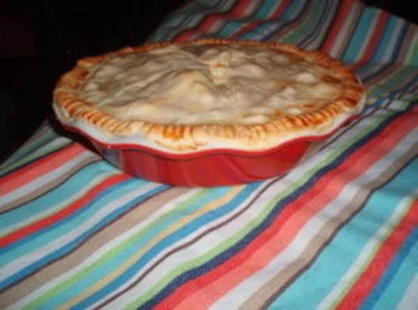 Family Chicken Pot Pie Recipe