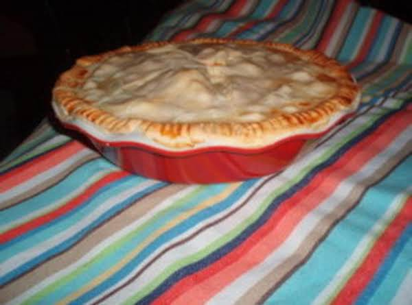 Family Chicken Pot Pie