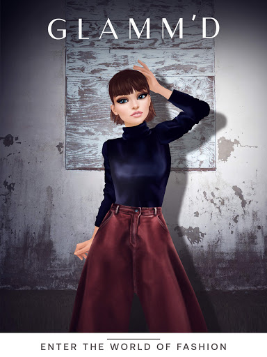 GLAMM'D - Fashion Dress Up Game apkpoly screenshots 9
