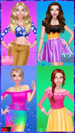 Fashion Doll Dress Up  screenshots 10