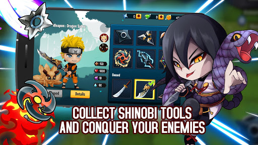 Shinobi.IO 0.96 screenshots 3