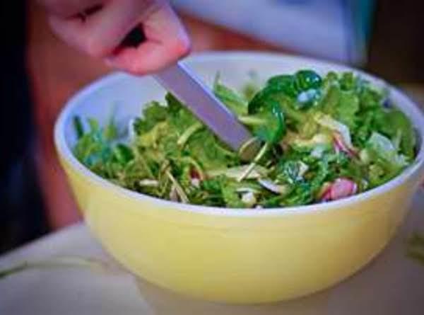 Wilted Lettuce Recipe