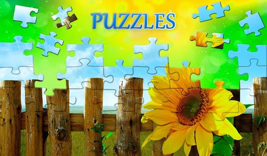 Puzzles free of charge - náhled