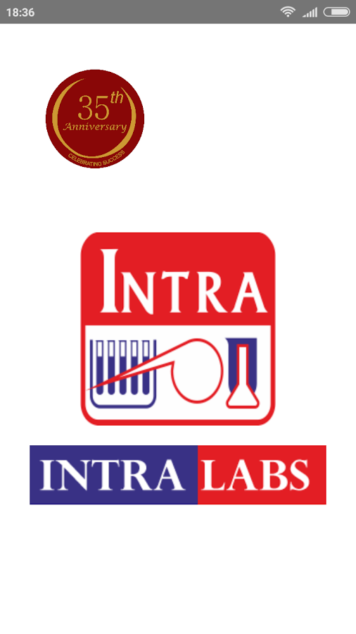 Intra labs- screenshot