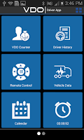 Screenshot of VDO Driver