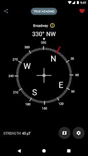 Digital Compass - náhled
