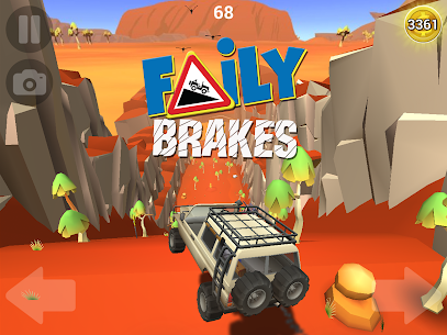 Faily Brakes MOD (Unlimited Money) 9