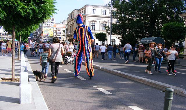 Victoria Avenue Bucharest