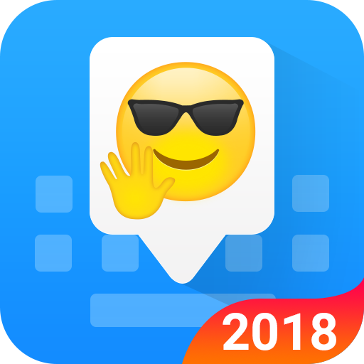 Facemoji Emoji Keyboard-Cute Emoji, Theme, Sticker
