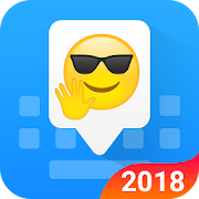 Facemoji Keyboard-Emoji Keyboard,Custom Theme,GIF