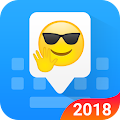 facemoji emoji keyboard - cute emoji, theme, sticker APK
