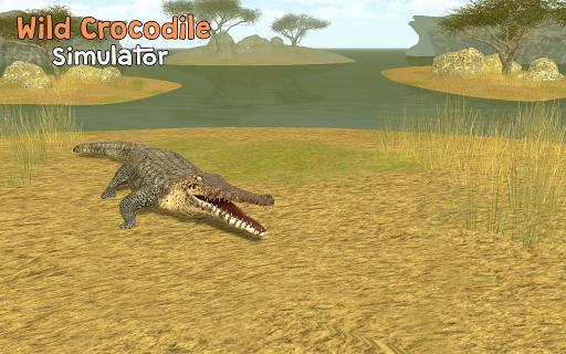 Wild Crocodile Simulator 3D apkpoly screenshots 1
