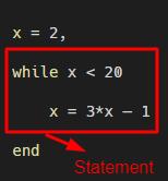 Matlab while loop