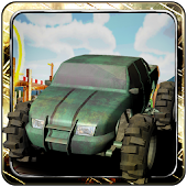 Monster Truck 3d Games