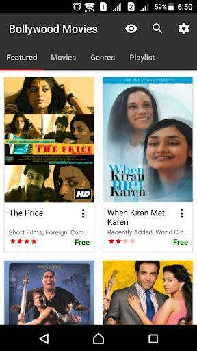 Bollywood Movies 4.6.6 screenshots 2