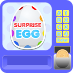Surprise Eggs Vending Machine