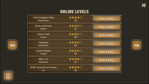 Epic Game Maker - Create and Share Your Levels! screenshots 4