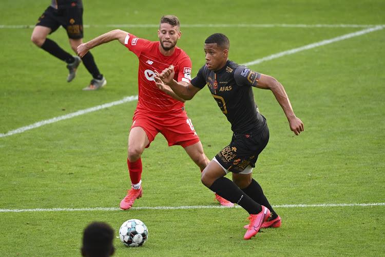 """Aster Vranckx wel geflatteerd door interesse AC Milaan en Manchester City: """"Maar ik wil niet te vroeg vertrekken"""""""