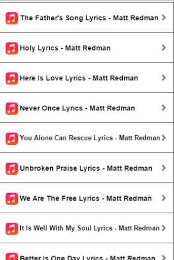10000 Reasons Lyrics Matt Redman - Karmashares LLC - Leveraging ...