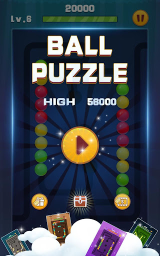 Ball Puzzle Game - Free Puzzle Game 1.1.1 screenshots 1
