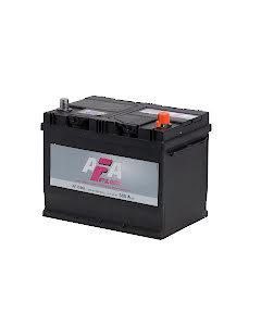 Batteri AFD26L  Plus - 68Ah