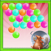 Hungry Bird Bubble Shooter