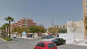 Avenida La Fabriquilla, en el Parador de las Hortichuelas.