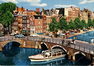 Photo: Amsterdam - Reguliersgracht 1